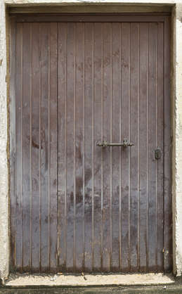 venice italy door wooden old dirty gradient